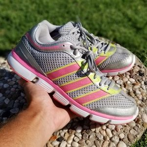 Adidas running shoes - size 10